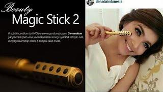 Mengatasi Kulit Keriput dan Kendur dengan Magic Stick MCI