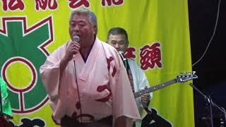相撲甚句 桂文福 ♬北条イルミネーション&大東音頭ふれあいまつり♬ 2018/11/23