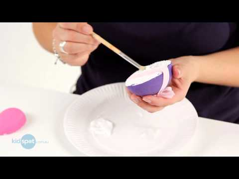 How To Make An Easter Bonnet | Easter Fun Activities