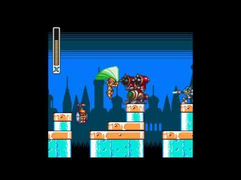 Megaman 4 - Cossack Stage 1 (Megaman X3 Arrange)