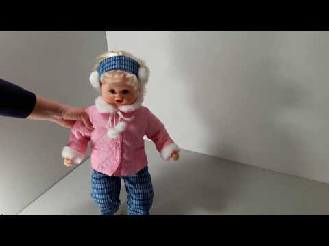 Магконабиваня кукла Яночка 4