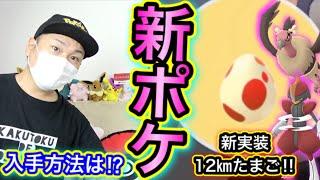 速報!第5世代新ポケ実装キター!赤たまごの謎解明!【ポケモンGO】