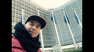 Bruksela - Atom, Grand Place, Komisja Unii Europejskiej (zwiedzamy)