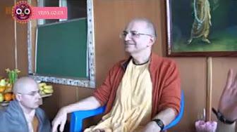 Шримад Бхагаватам 11.29.1 - Бхакти Вигьяна Госвами