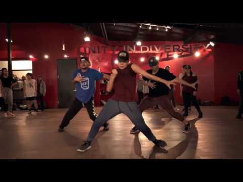 Sean Lew - FKA twigs - Kicks - Choreography by Alexander Chung
