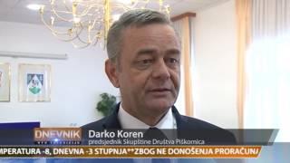 VTV Dnevnik 05. siječnja 2017.