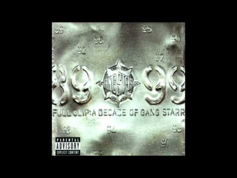 Gang Starr - Above The Clouds (Feat. Inspectah Deck)