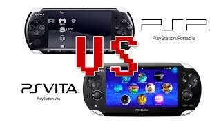 Обзор. PSP vs PS Vita. Что лучше?