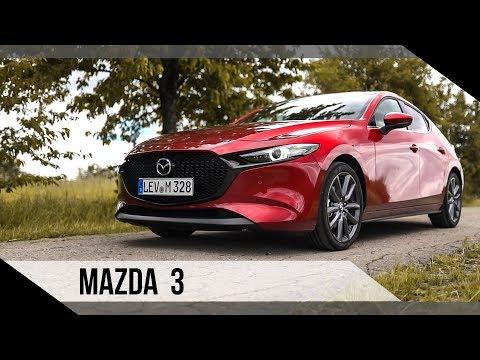 Mazda 3 | 2019 | Test | Review | Fahrbericht | MotorWoche | MoWo