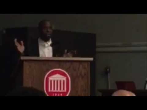"""Black Power"" - BHM Remarks (University of Mississippi, 2017)"