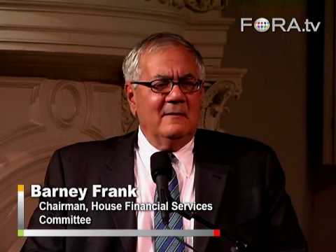 Barney Frank - The Third Age of American Finance