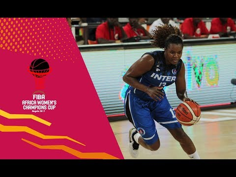 Full Game - First Bank BC (NGR) v Interclube (ANG) - FIBA Africa Women's Champions Cup 2017