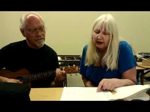 Polly wolly doodle ukulele cover