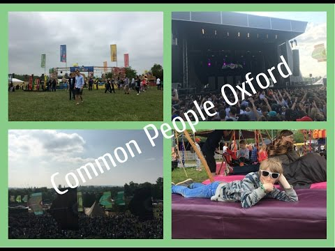 Common People Festival Oxford
