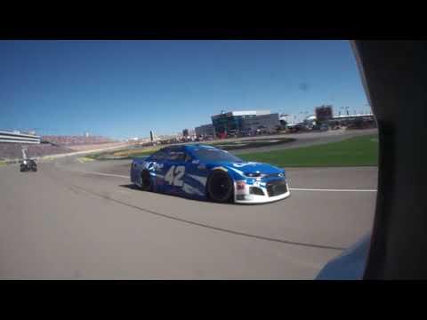 Full Race In-Car: Brad Keselowski at Las Vegas Motor Speedway | NASCAR