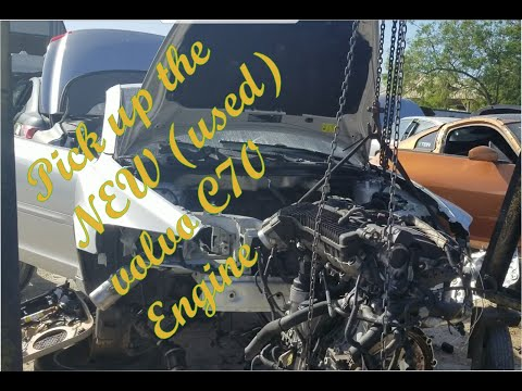 Up Date Pick Up The New Surprise Engine Volvo C70 Part4