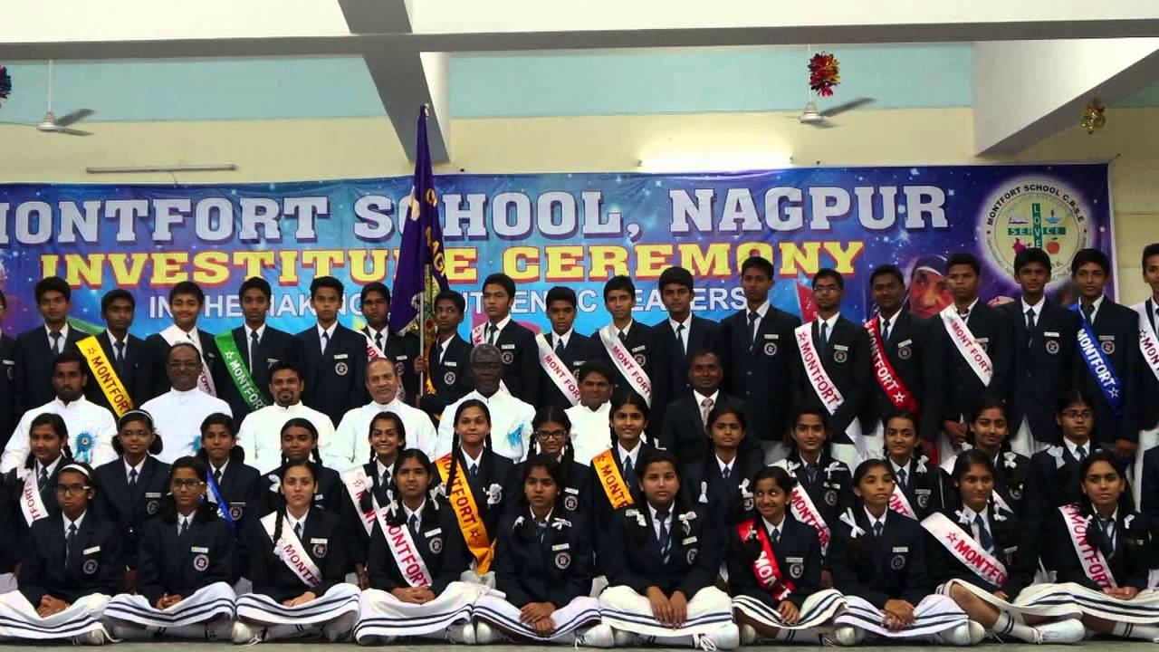 Montfort School Nagpur Annual Report 1