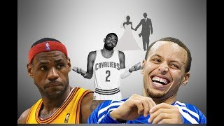 Steph Curry Mocks Lebron At Harrison Barnes Wedding and Kyrie Irving Eggs Him On
