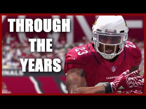 Chris Johnson Through The Years - NCAA Football 06 - Madden 17