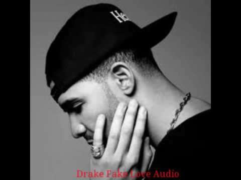 Drake Fake Love Audio