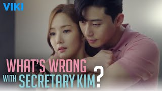 Video What's Wrong With Secretary Kim? - EP13 | Hold You For 1 More Second [Eng Sub] download MP3, 3GP, MP4, WEBM, AVI, FLV Oktober 2019