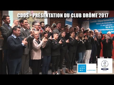 Présentation Club Drôme 2017 - CDOS