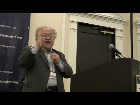 David Friedman's speech on market failure @ the 2010 Free State Project Liberty Forum : Part 1/7