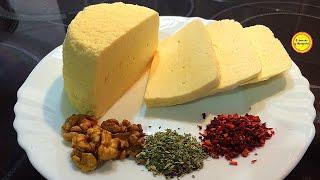 Самый популярный Домашний Сыр Проверка рецепта homemade cheese