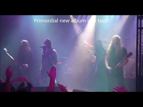 Primordial new album Exile Amongst The Ruins + Euro tour with Moonsorrow and more!