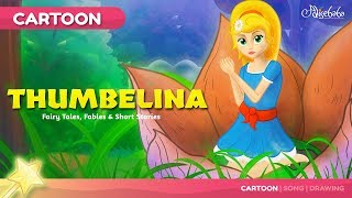 Thumbelina story | Bedtime Stories for Kids Fairy Tales