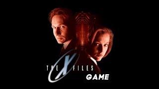 Ностальгический обзор. The X-Files Game