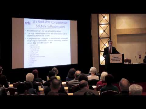 Harold Miller - NRHI Summit 2013