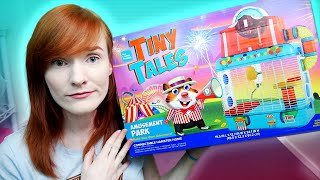 Bad Cage Review | Tiny Tales Amusement Park Cage | Munchies Place