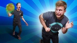 DON'T Get Infected Dodgeball Challenge! | Garry's Mod