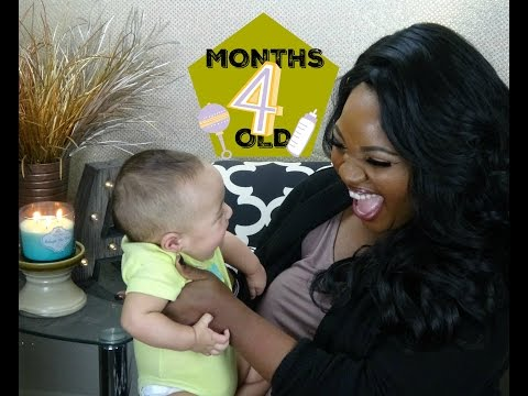 BABY 4 MONTH UPDATE| BIG LIFE CHANGES from YouTube · Duration:  8 minutes 24 seconds