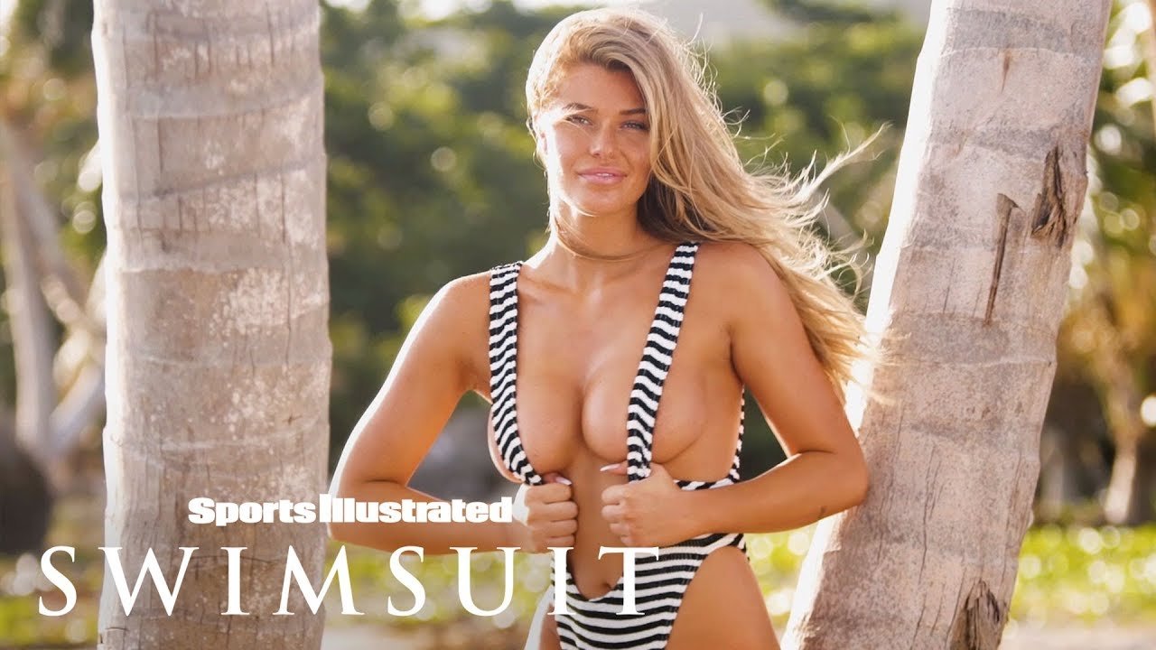 Samantha Hoopes Gets Blown Away By The Beauty Of Nevis For 2018 Trip | Sports Illustrated Swimsuit