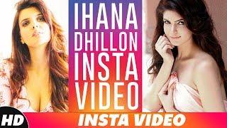 Ihana Dhillon   Insta   Ammy Virk   Pinda Wale  Speed Records