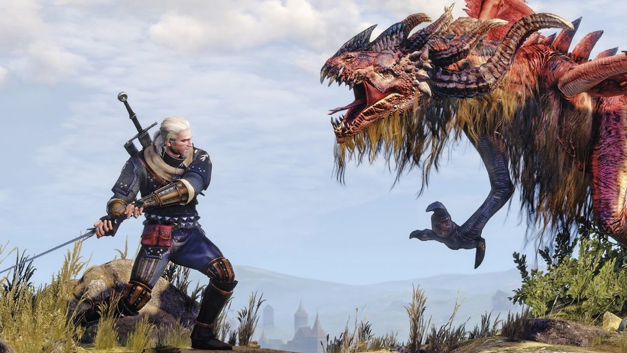 Witcher 3 Monster