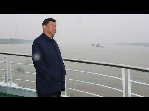 ChinesePresidentheld meeting to promote Yangtze River Economic Belt