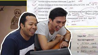 Download Video JAWABAN KOCAK DAN LUCU UJIAN ANAK SEKOLAH MP3 3GP MP4