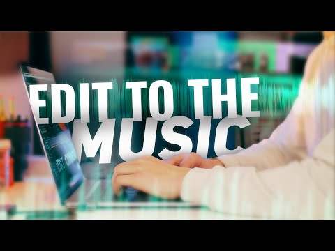 How to EDIT TO THE MUSIC - Video Editing Tutorial thumbnail