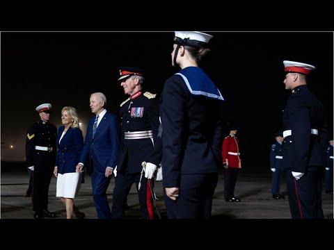 'I keep forgetting I'm president': Joe Biden
