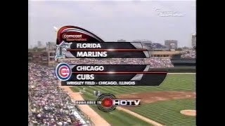 105 - Marlins at Cubs - Sunday, July 27, 2008 - 1:20pm CDT - CSN Chicago