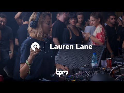 Lauren Lane @ BPM Festival Portugal 2017 BEAT.TV