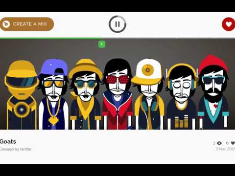 Incredibox composition - Ianthe - 1 Goats