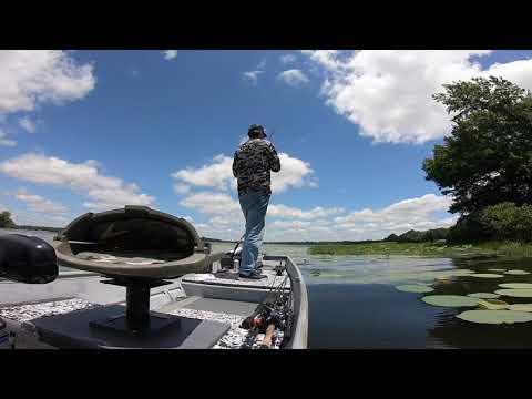 Lake Athens Pt2 (Texas Tiny Boat Nation)