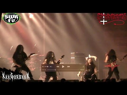 "Possessed ""Tribulation"" Live at SWR Fest Barroselas, Portugal 2013"
