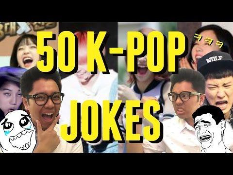 50 K-Pop Jokes!