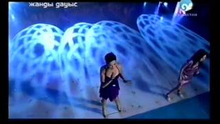 Роза Саметова и Лидо - i have nothing(Роза Саметова и Певица Лидо в финале Казахстанского телешоу