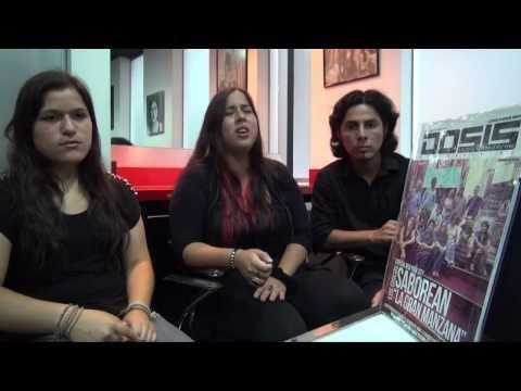 Entrevista a Hamadria, Banda de Metal Peruana - Revista Dosis